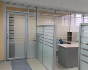 перегородки офисные